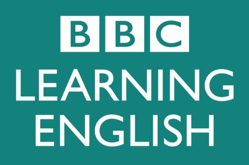 il logo di BBC Learning English, strumento imprescindibile per migliorare l'inglese