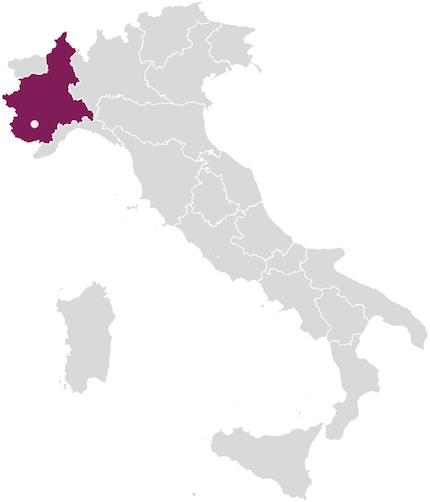 Speak location - Castello Rosso, Costigliole Saluzzo (CN) Piemonte