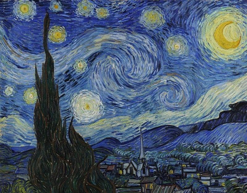 Van Gogh- Starry Night