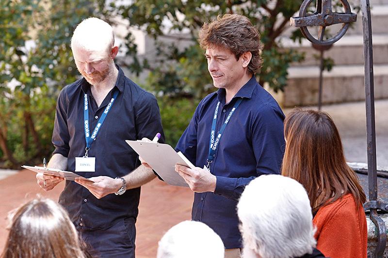 93e9775a85de99 Rustin Schutte (Speak) su Ansa: i Programmes un'occasione unica per  migliorare l'inglese in un contesto anglofono reale e naturale
